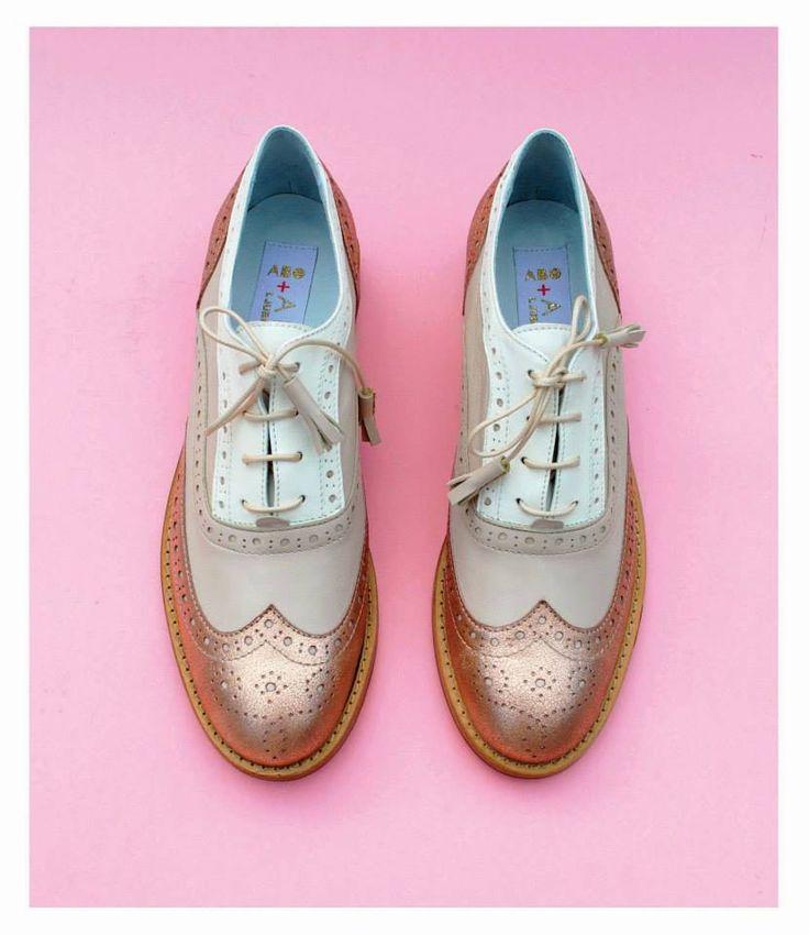 ABO & Ana Ljubinković Oxford Shoes