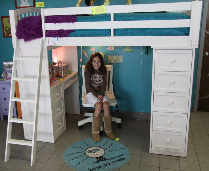 Bunk bed with desk에 관한 상위 25개 이상의 Pinterest 아이디어  이층 ...