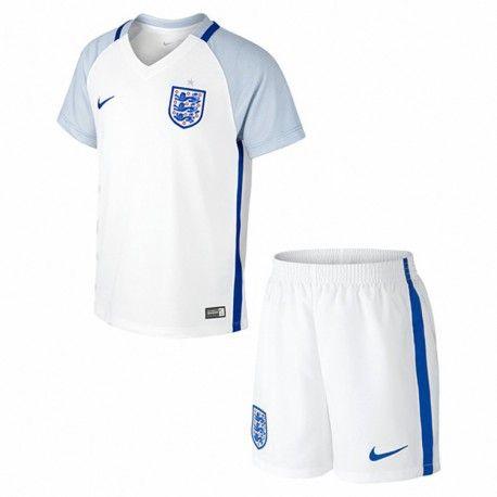 Maillot Angleterre Euro Enfant 2016 Domicile