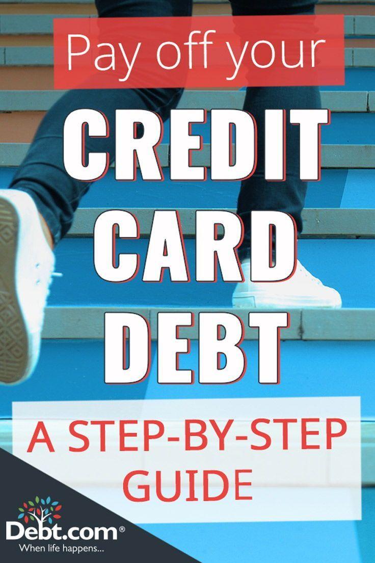 5 Ways To Drop Credit Card Debt For Good Credit Cards Debt