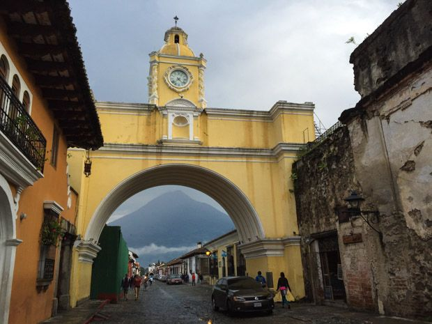 Antigua, classic #Guatemala - on a custom tour with AdventureSmith