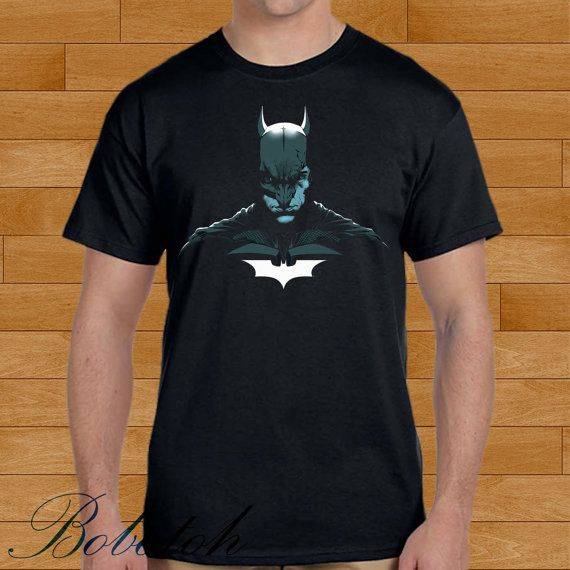 Batman The Dark Knight design for men and women by bobotooh