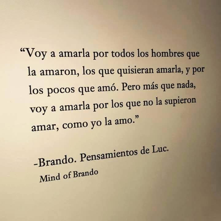 ### Mind of Brando                                                                                                                                                                                 Más