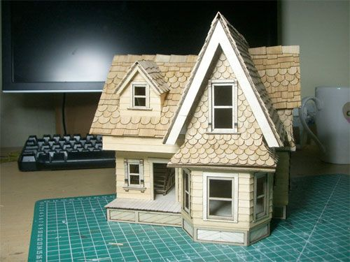 43 Best 1 48 Images On Pinterest Doll Houses Dollhouse