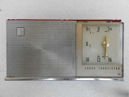 Radio Antiguo Marca Sanyo De Los 60