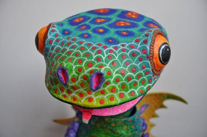 Alebrije - (Imaginary animals) Mexican handcraft invented ...