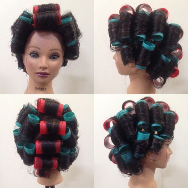Magnetic rollers set  Intro  Natural hair tips Natural