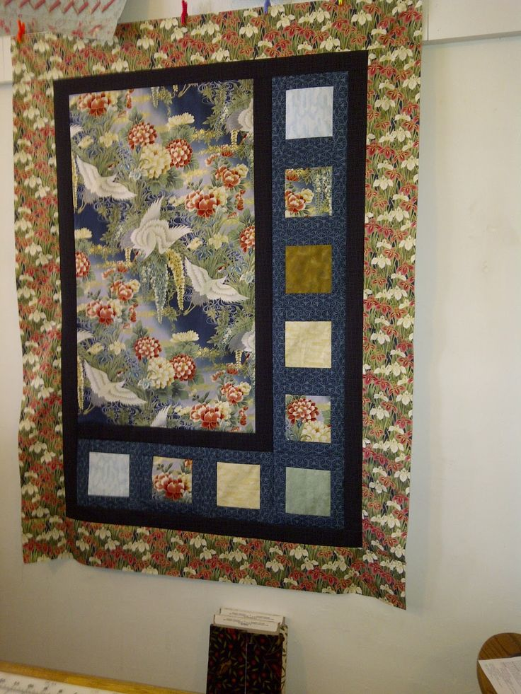 144 Best Panel Quilt Ideas Images On Pinterest Panel