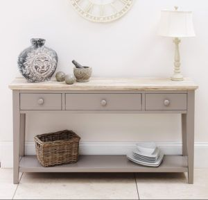 Hall Console Tables With Drawers