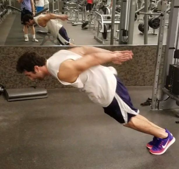 Benefits of the plyometric push-up and how this powerful bodyweight exercise can increase strength, power, and fitness.
