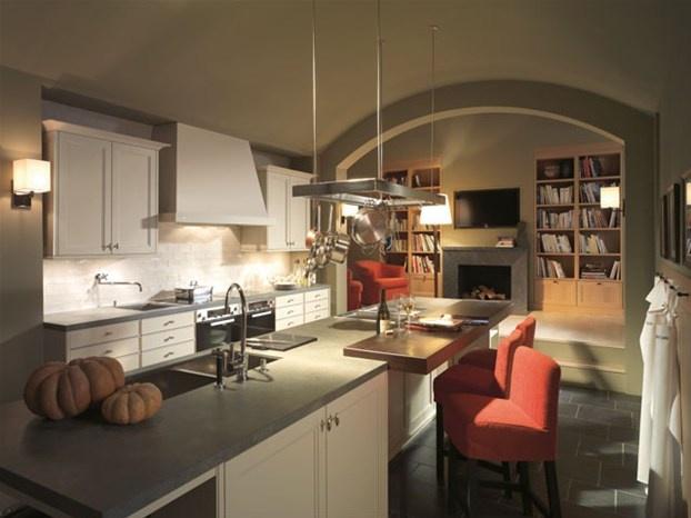 """Siematic riedita la cucina Beaux Arts con il designer Mick De Giulio, celebrato in Usa come la """"Rock star delle cucine"""". http://www.leonardo.tv/cucina/siematic-beaux-arts-mick-de-giulio"""