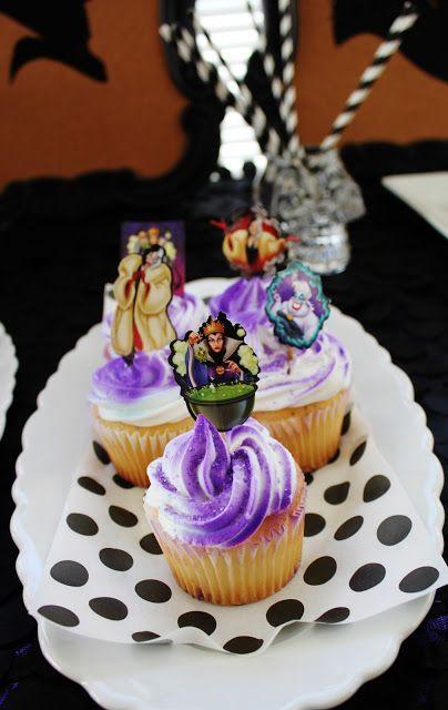 My Simple Modest Chic: Disney Villains Party + Descendants Printables