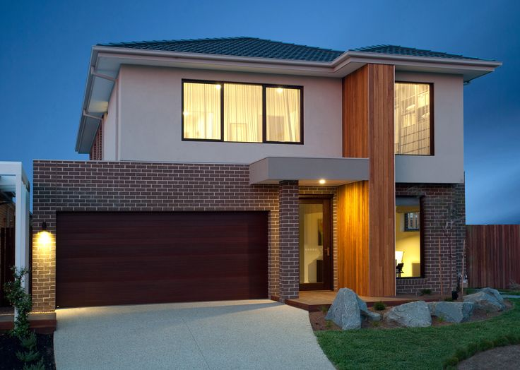 17 best images about featuring facades on pinterest home for Brick and stone house facades