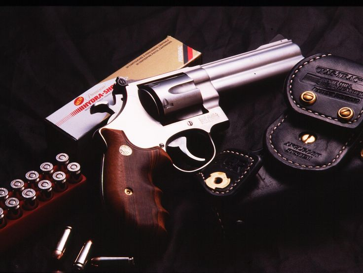 SW686 True gun