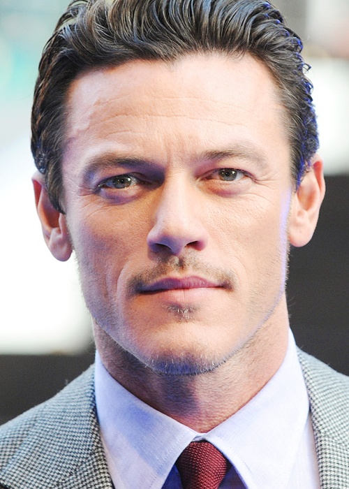 """Luke Evans at the """"Fast & Furious 6"""" Premiere in London on May 7, 2013"""