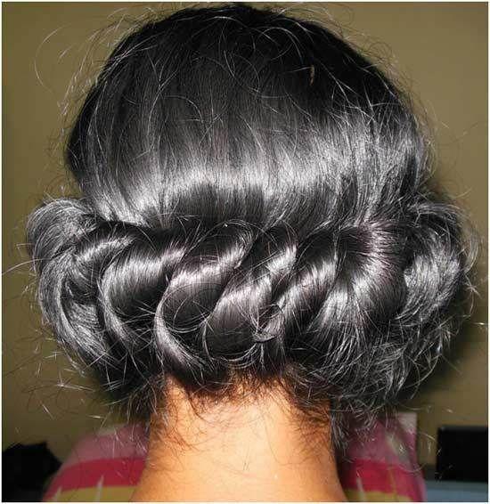 wie man über Nacht lockiges Haar bekommt