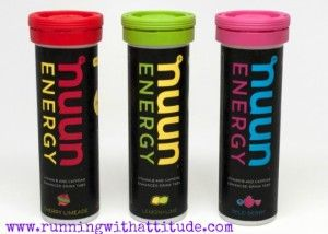 Stepping up my hydration plan with Nuun Energy #FitFluential