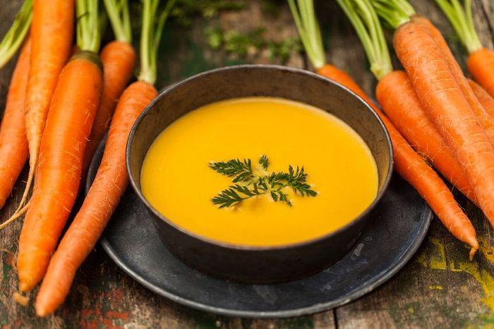 Crema de zanahoria antiinflamatoria y para aliviar dolor de articulaciones