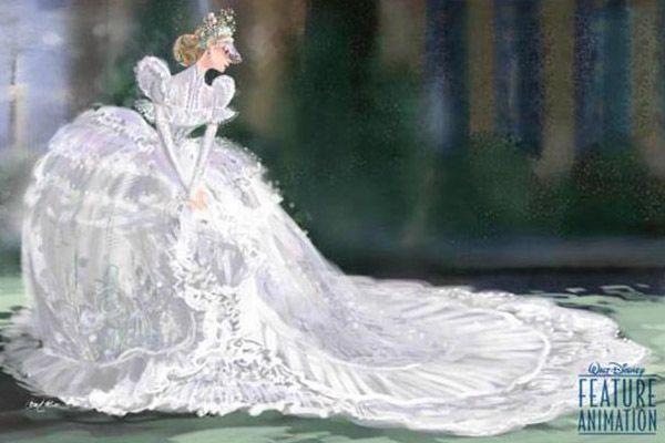 Снежная Королева ДИСНЕЙ: Первые ПОСТЕРЫ, концепт-арт и сюжет! | Волшебный мир чудес
