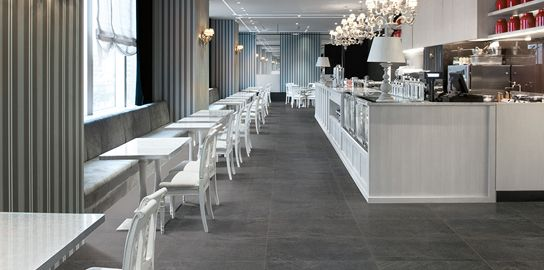 Choose Only the Best, Italian Tiles at TFO, Sydney