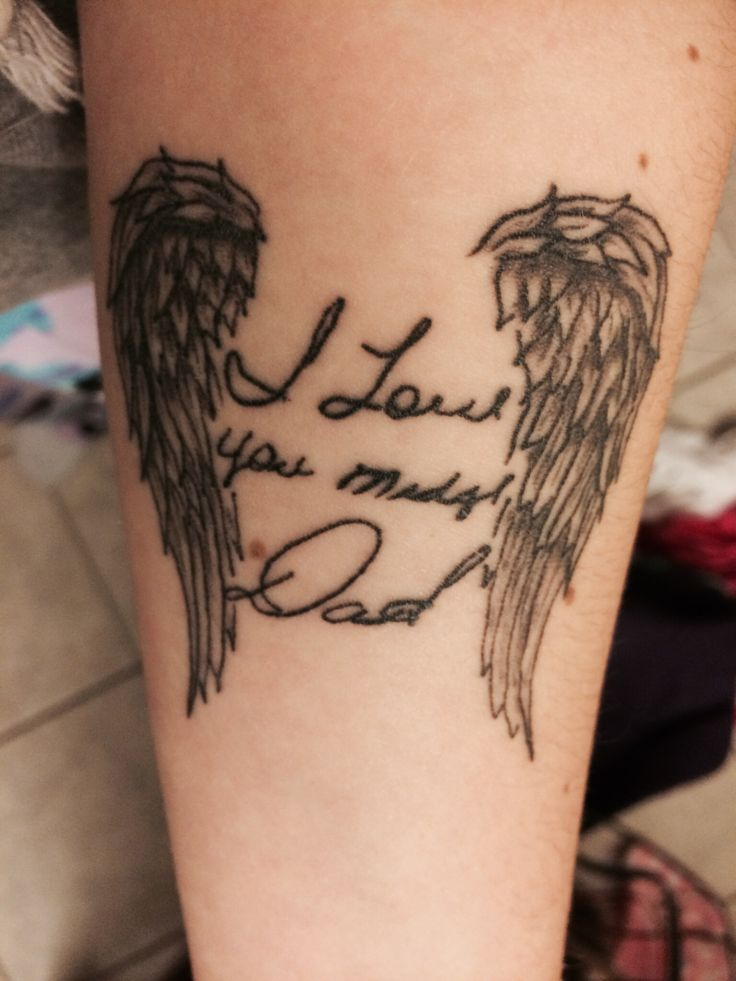 58 best images about tattoos and art on pinterest for Tattoos for dad that passed away