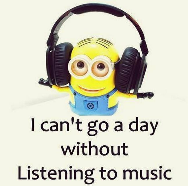 It's pretty difficult, and I start getting grouchy lol music soothes my world-weary soul