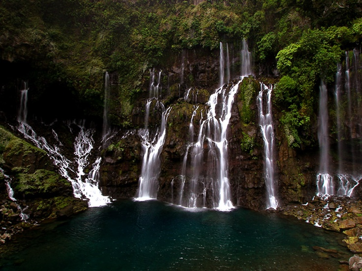 La Reunion - Waterfalls