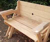 Best 25 Folding Picnic Table Ideas On Pinterest Folding