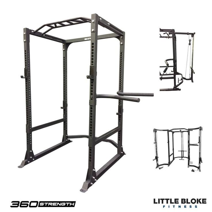 Power Rack are an essential part of any workout routine. Allowing for balance and strength training, Power Rack are an easy and convenient way to work out without the need for heavy weights. Discover how you can enhance your health with Little Bloke Fitness today.