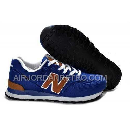 http://www.airjordanretro.com/hot-new-balance-574-womens-royalblue-brown.html HOT NEW BALANCE 574 WOMENS ROYALBLUE BROWN Only $74.00 , Free Shipping!