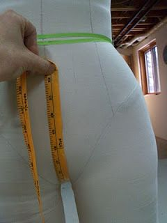 how to make a yoga pant pattern