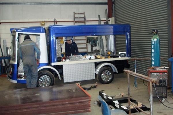 Washinton Dc Food Truck