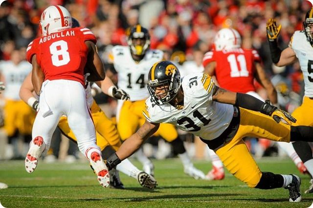 MEET YOUR NEW DRAFT PICK - Pro scouting report on Dallas Cowboys LB Anthony Hitchens - 4th round NFL Draft 2014