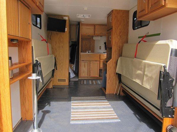 Resultats De Recherche D Images Pour Photo Lit Escamotable Pour Camping Car Lit Escamotable Camping Car Camping