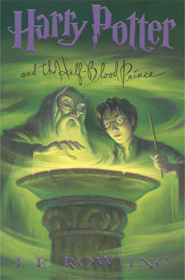 Harry Potter and the Half-Blood Prince-JK Rowling