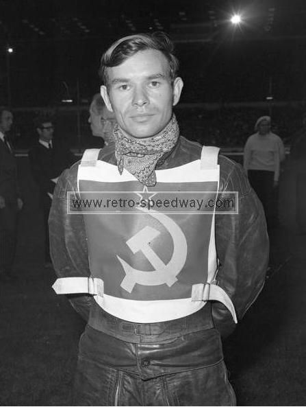 Grigory Hlynovsky's debut at Wembley. European Champions League Final. London, August 21, 1971.