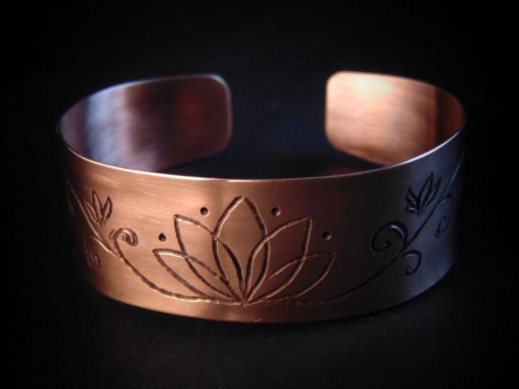 1.Bratari si inele Hand-Made din cupru cu efect terapeutic - Hadarugart Arta inseamna viata