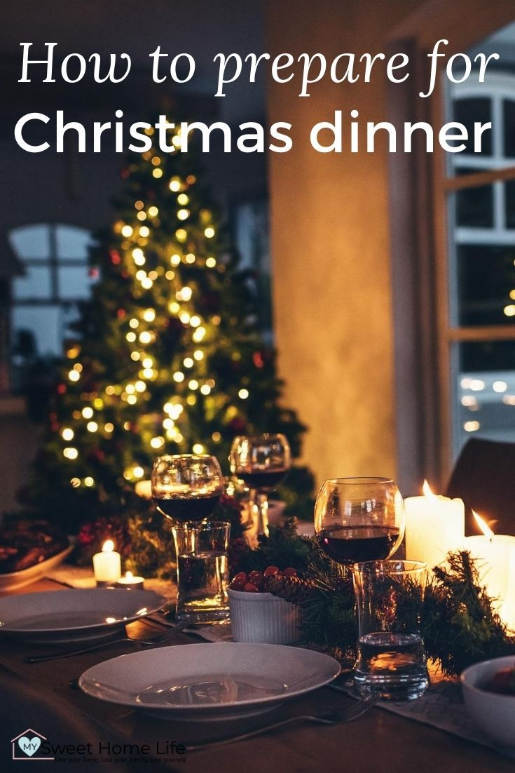 Preparing For Christmas 2020 How to prepare for Christmas dinner in 2020   Christmas dinner