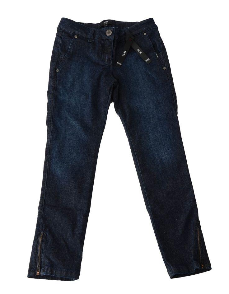 Boss Indigo Skinny Denim Jeans   Accent Clothing