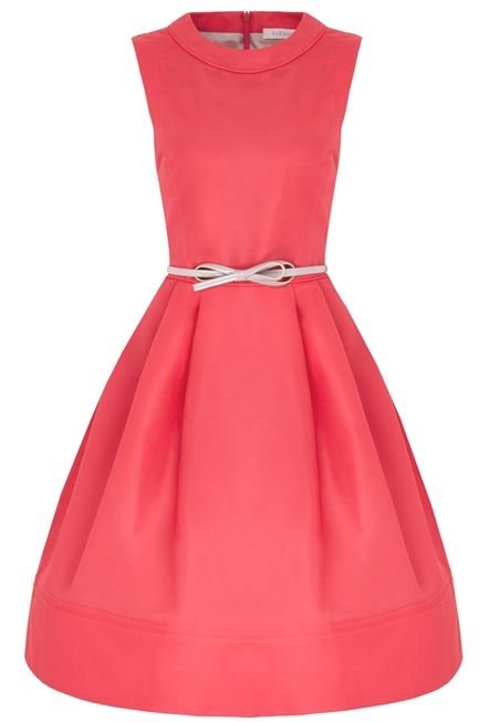 Love this dress, even though it's completely out of my budget: The 50's Day! Silk Gazar event dress by Suzannah.com
