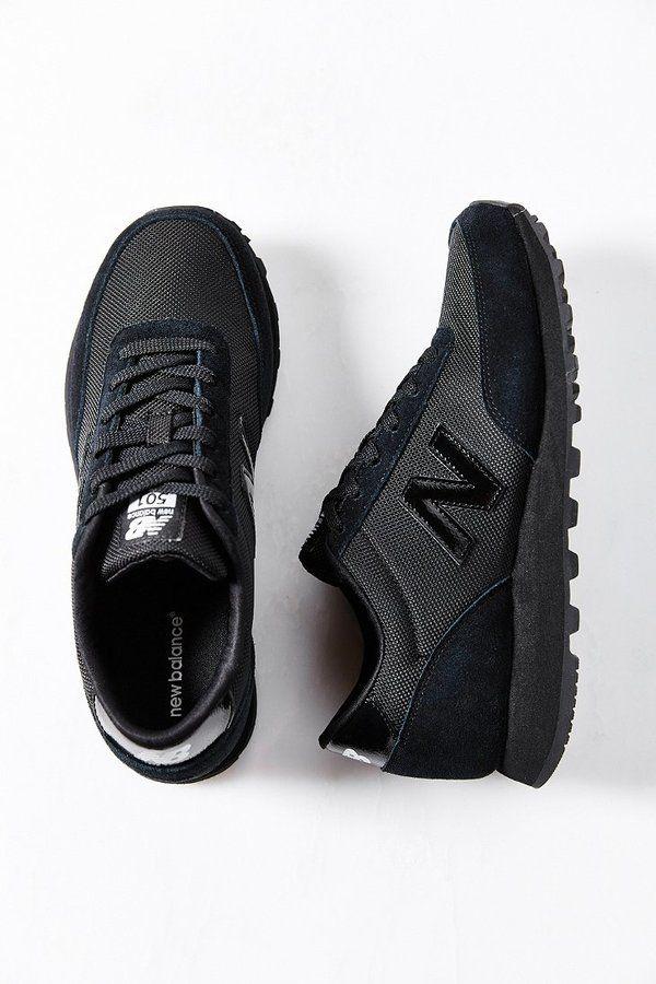 New Balance X UO Black 501 Running Sneaker on shopstyle.com
