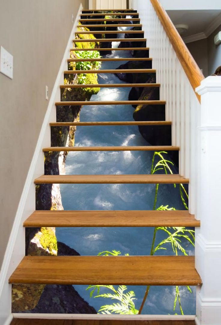 17 Ideas About Stairway Art On Pinterest Staircase