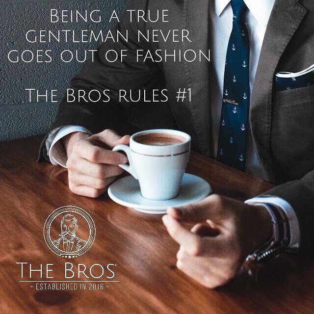 The Bros Rules #1 #mensstyle #luxurybrand #luxury #dappermen #dapper #onlinestore #shoesaddict #menswear #menshoes #menlook #menfashion #menstyle