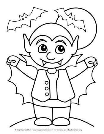 Halloween Coloring Pages Do It Yourself Halloween Coloring Pages