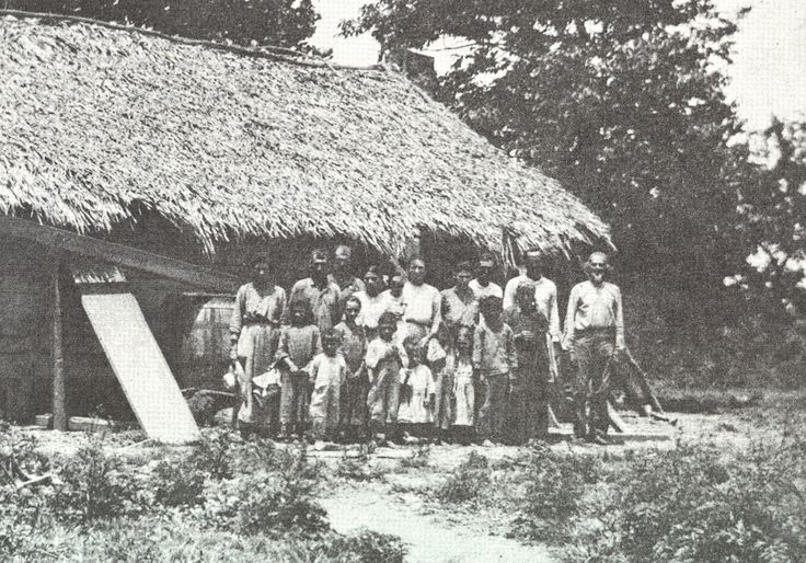 Houmas Indians- Terrebonne Parish