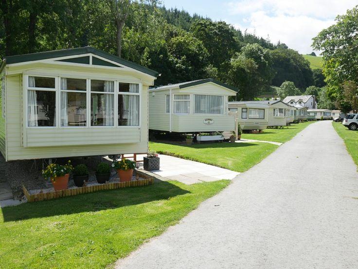 North Wales Caravan Park
