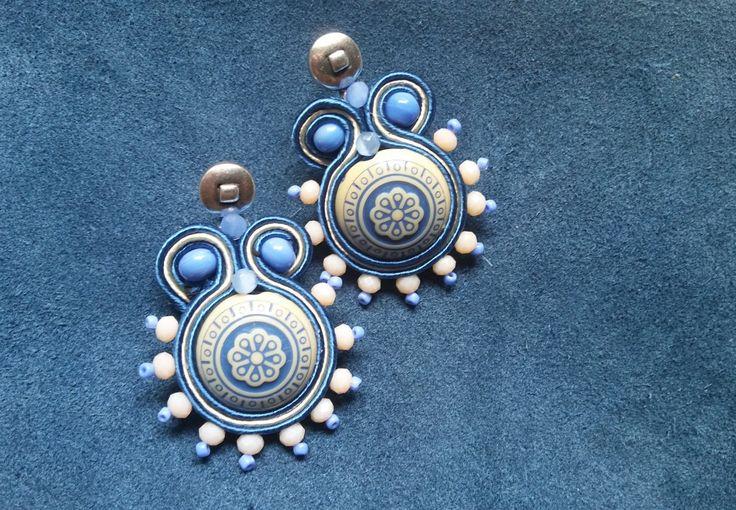 Ceramica blue de Bbethlehem en Etsy