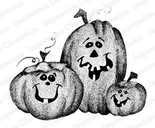 Pumpkin Trio - G7543: