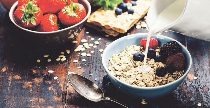 Monipuolinen ja terveellinen ruokavalio on myös vatsaystävällinen
