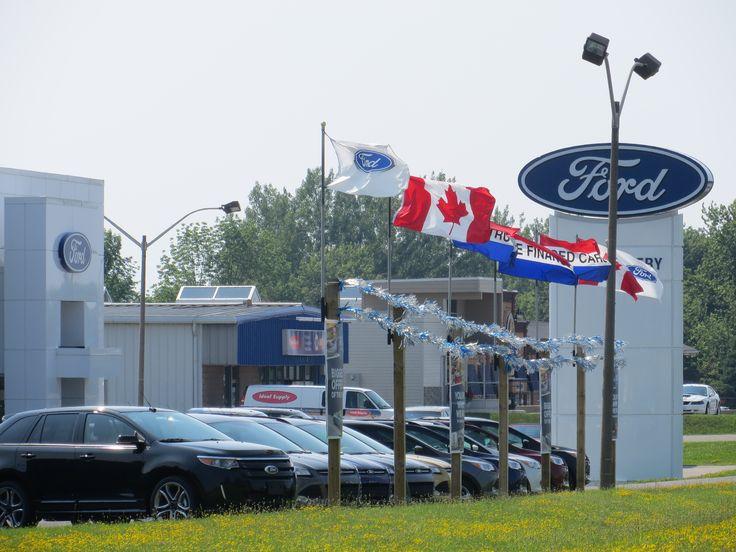 Montgomery Ford, 1119 Sutton St., Kincardine, ON